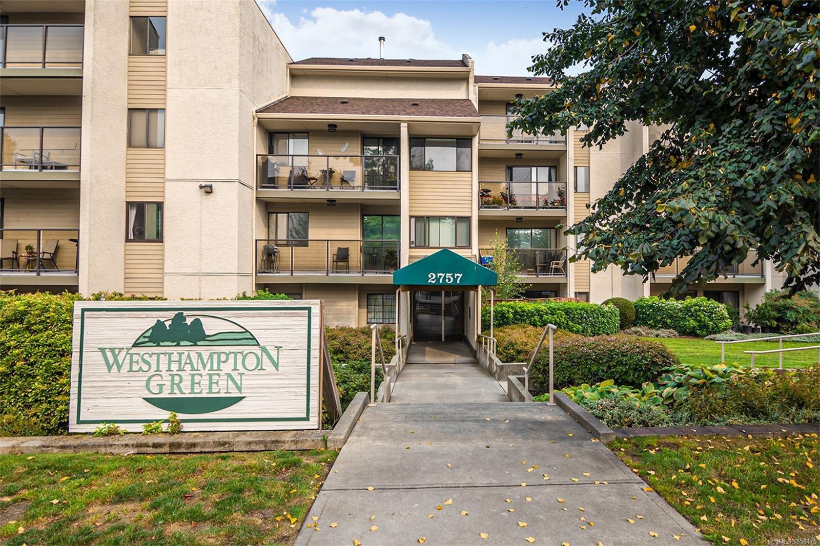 Main Photo: 110 2757 Quadra St in : Vi Hillside Condo for sale (Victoria)  : MLS®# 856175
