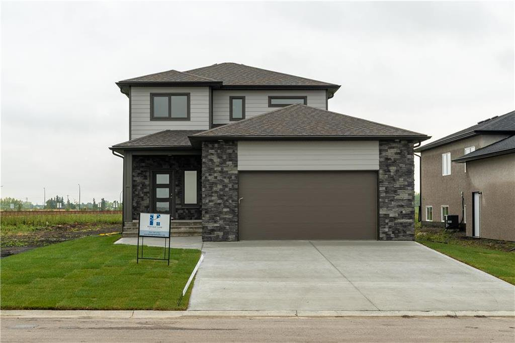 Main Photo: 15 Hawthorne Way in Niverville: Fifth Avenue Estates Residential for sale (R07)  : MLS®# 202028504