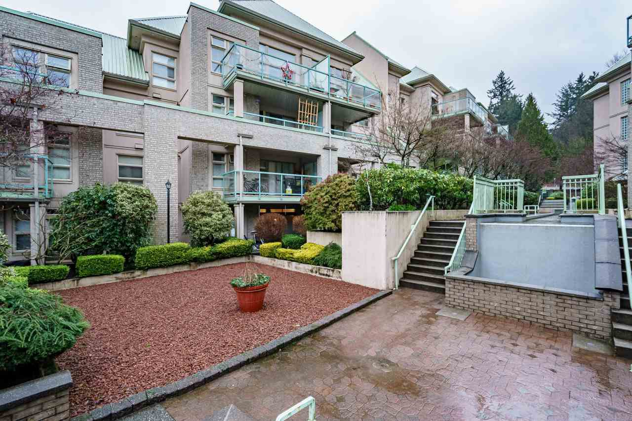 """Main Photo: 413A 301 MAUDE Road in Port Moody: North Shore Pt Moody Condo for sale in """"HERITAGE GRAND"""" : MLS®# R2525877"""