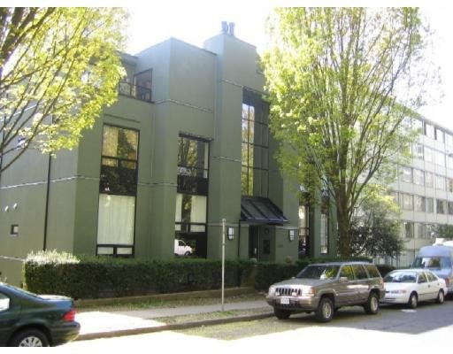 Main Photo: 302 1232 Harwood St in Vancouver: WE West End Condo for sale (VW Vancouver West)  : MLS®# V634654