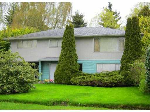 """Main Photo: 8391 RUSKIN RD in Richmond: South Arm House for sale in """"SOUTHARM"""" : MLS®# V884022"""