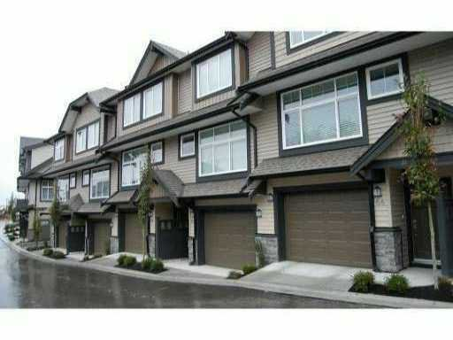 "Main Photo: # 129 13819 232ND ST in Maple Ridge: Silver Valley Condo for sale in ""BRIGHTON"" : MLS®# V871625"
