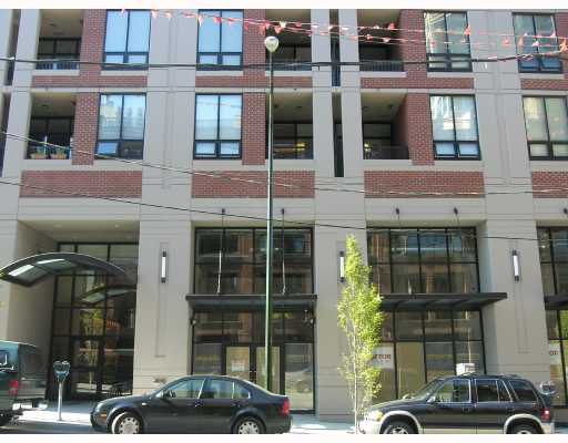 """Main Photo: 401 531 BEATTY Street in Vancouver: Downtown VW Condo for sale in """"531 BEATTY"""" (Vancouver West)  : MLS®# V667517"""