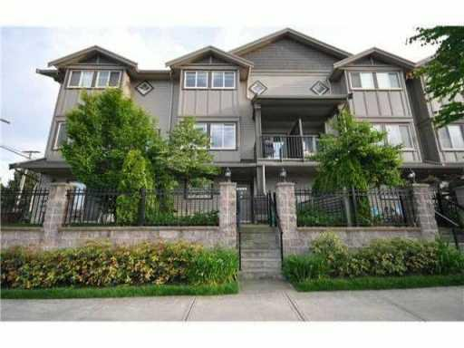 Main Photo: 4 3139 SMITH AV, Central, Burnaby North, BC, V5G 2S8 in Burnaby North: Central BN Residential Attached for sale : MLS®# V916581