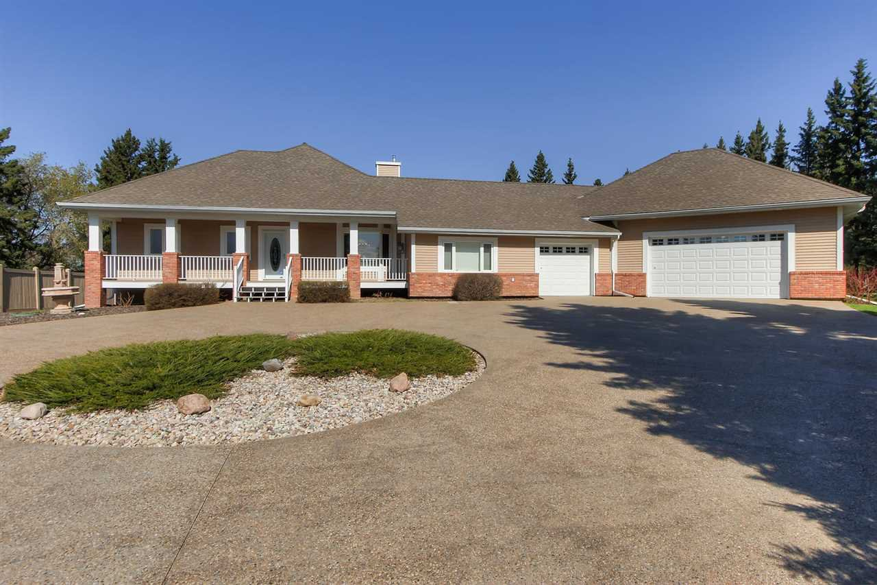 Main Photo: 4 VIEW Drive: Rural Sturgeon County House for sale : MLS®# E4197241