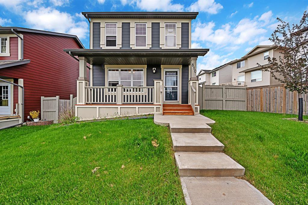 Main Photo: 810 PANATELLA Boulevard NW in Calgary: Panorama Hills Detached for sale : MLS®# A1011839