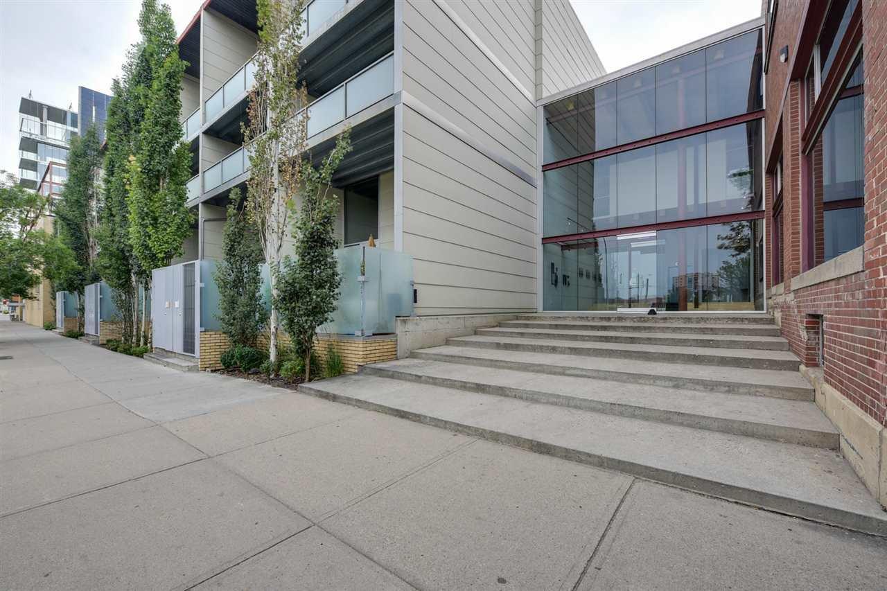 Main Photo: 220 10309 107 Street in Edmonton: Zone 12 Condo for sale : MLS®# E4212394