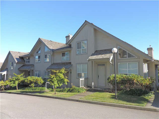 Main Photo: 413 1485 PARKWAY BOULEVARD in : Westwood Plateau Townhouse for sale : MLS®# V1082359