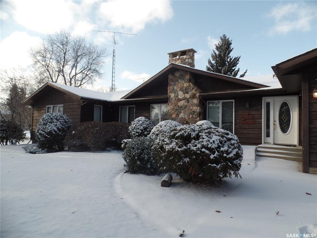 Main Photo: 309 Strange Street in Cut Knife: Residential for sale : MLS®# SK834125