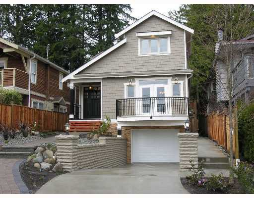 Main Photo: 1648 RALPH Street in North Vancouver: Lynn Valley House for sale : MLS®# V639621