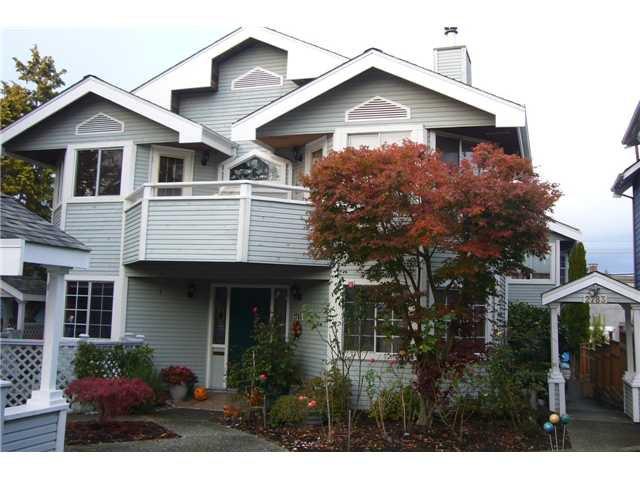Main Photo: 2783 W 5TH AV in Vancouver: Kitsilano Condo for sale (Vancouver West)  : MLS®# V822436