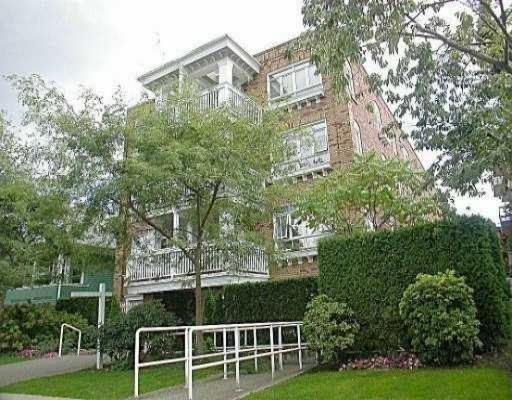 Main Photo: # 105 2036 YORK AV in Vancouver: Condo for sale : MLS®# V690944
