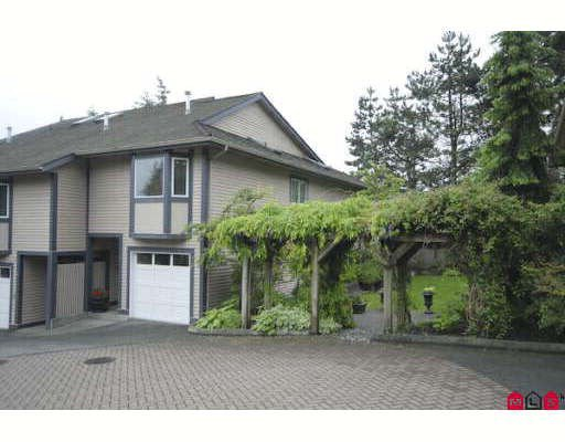 """Main Photo: 8 1828 LILAC Drive in Surrey: King George Corridor Townhouse for sale in """"Lilac Green"""" (South Surrey White Rock)  : MLS®# F2816693"""