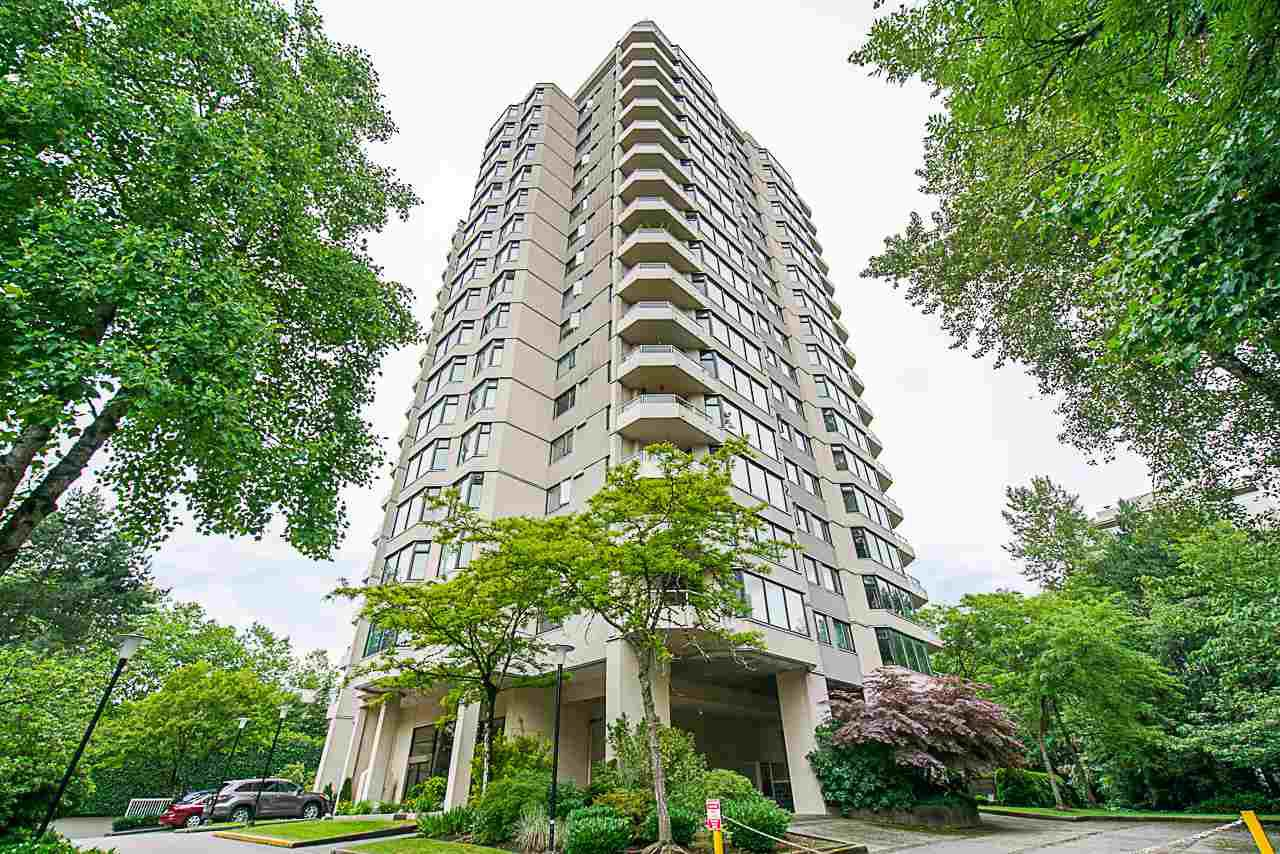 "Main Photo: 1003 7321 HALIFAX Street in Burnaby: Simon Fraser Univer. Condo for sale in ""The Ambassador"" (Burnaby North)  : MLS®# R2402643"