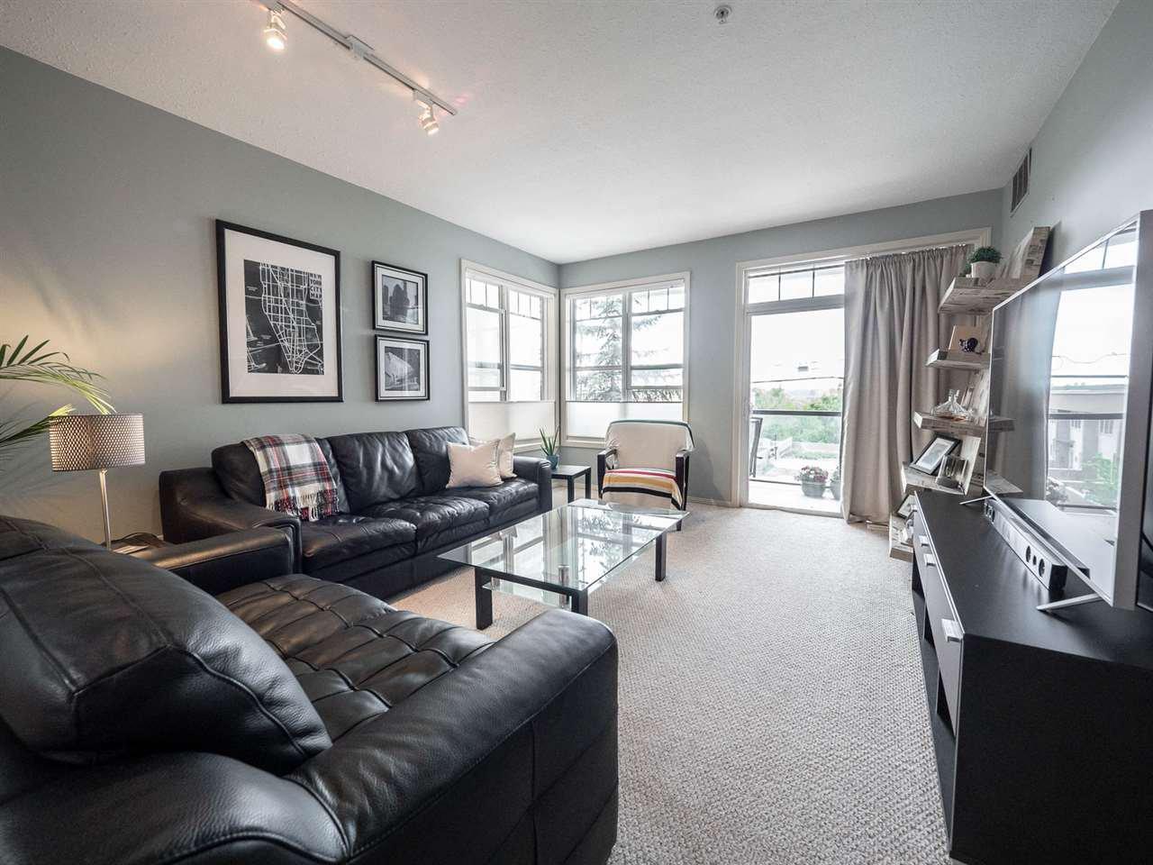 Main Photo: 207 9828 112 Street in Edmonton: Zone 12 Condo for sale : MLS®# E4173279