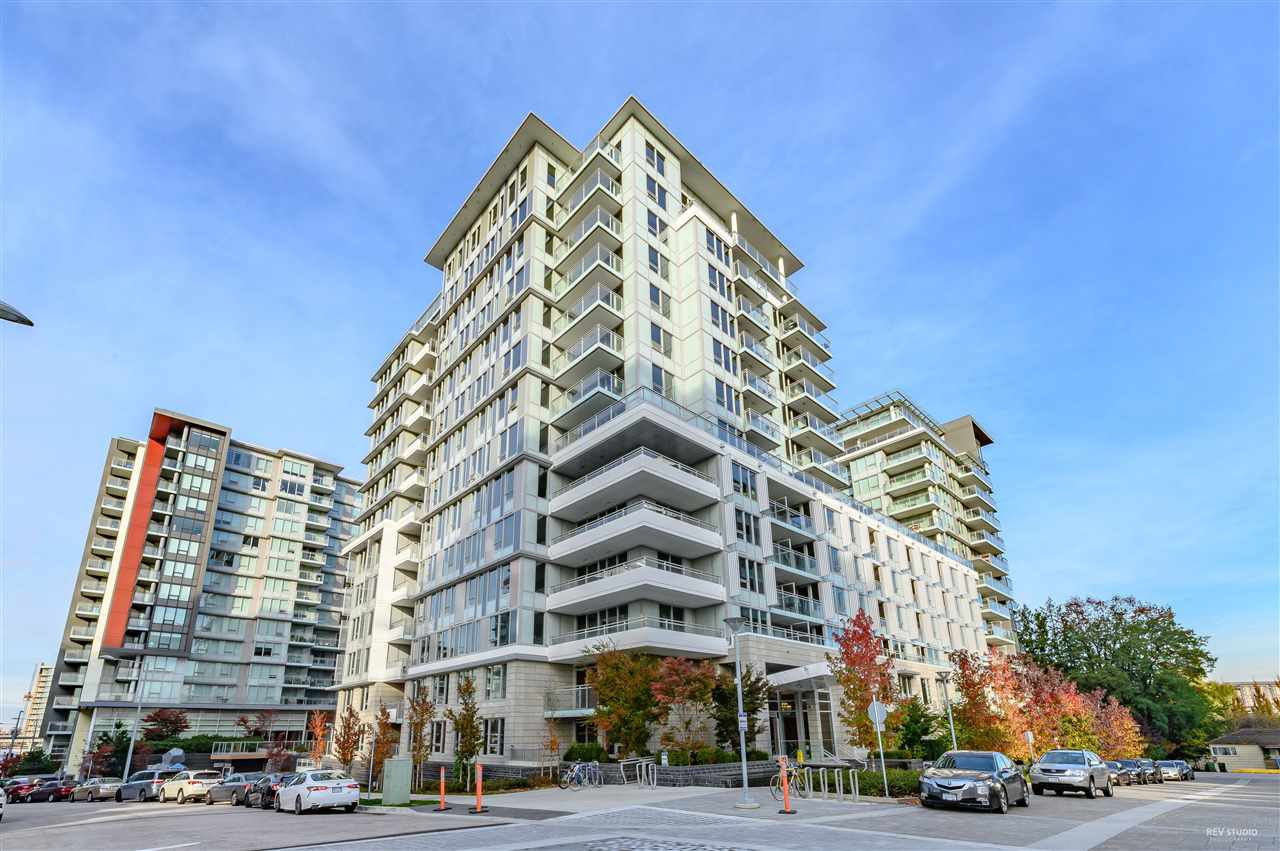Main Photo: 1705 3131 KETCHESON Road in Richmond: West Cambie Condo for sale : MLS®# R2417404