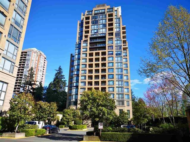 """Main Photo: 904 7388 SANDBORNE Avenue in Burnaby: South Slope Condo for sale in """"MAYFAIR PLACE"""" (Burnaby South)  : MLS®# R2423881"""