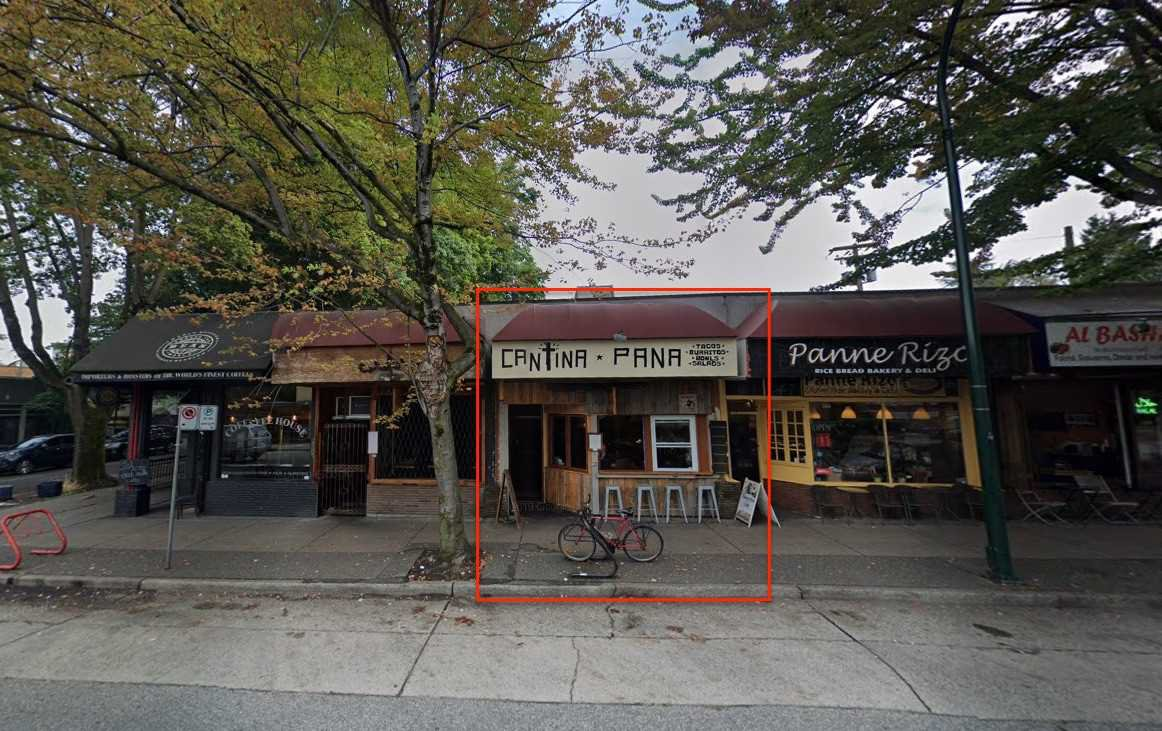 Main Photo: 1941 CORNWALL Avenue in Vancouver: Kitsilano Business for sale (Vancouver West)  : MLS®# C8032363