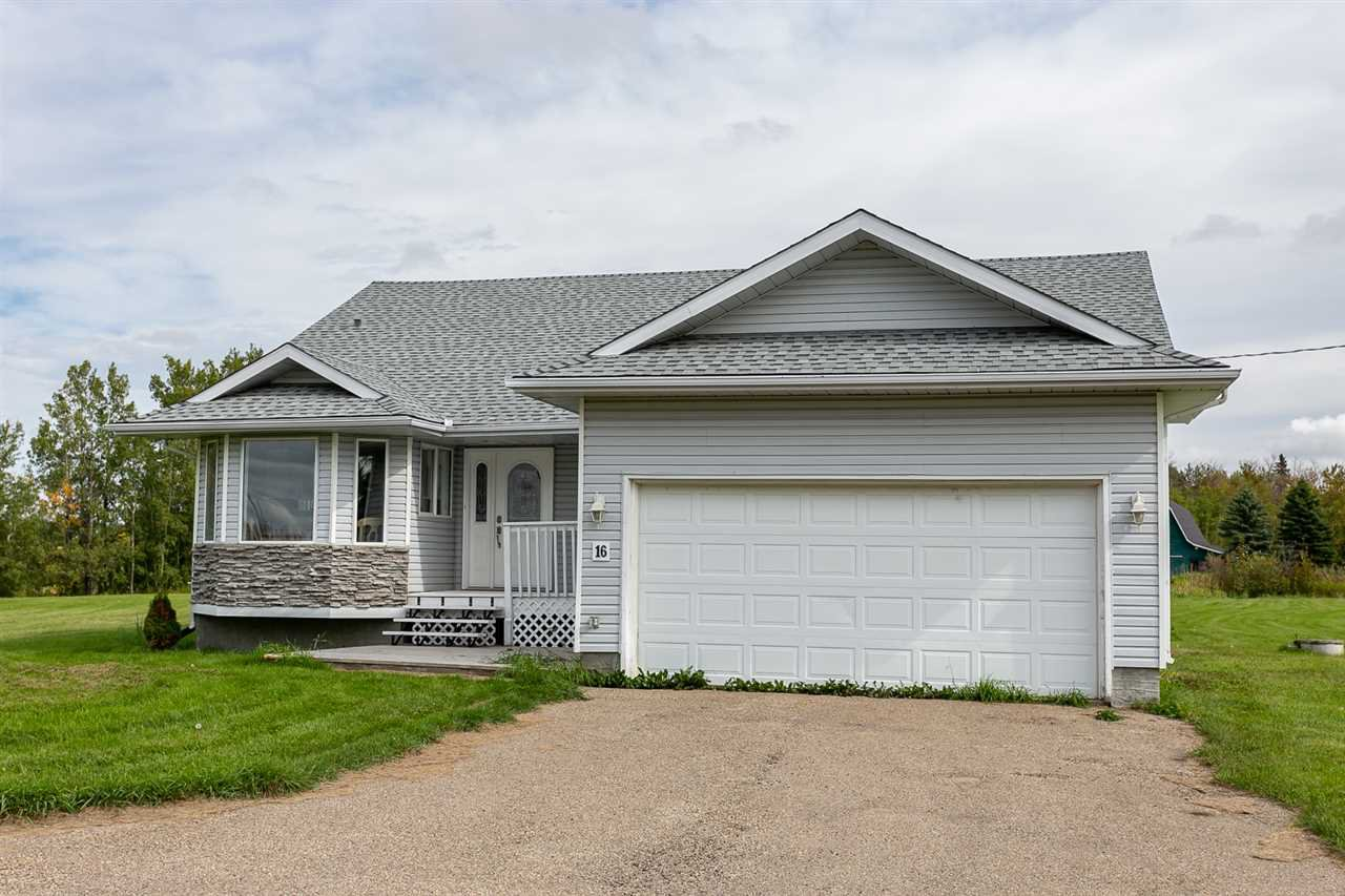 Main Photo: 16 PEARL Crescent: Rural Sturgeon County House for sale : MLS®# E4203459