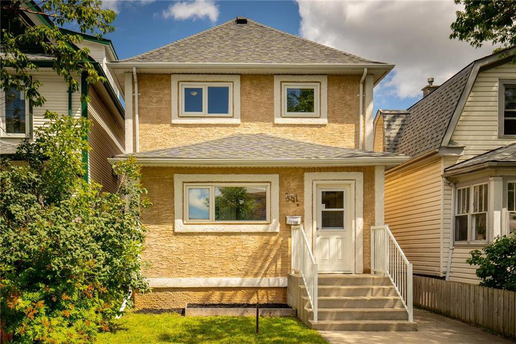 Main Photo: 531 Craig Street in Winnipeg: Wolseley Residential for sale (5B)  : MLS®# 202017854