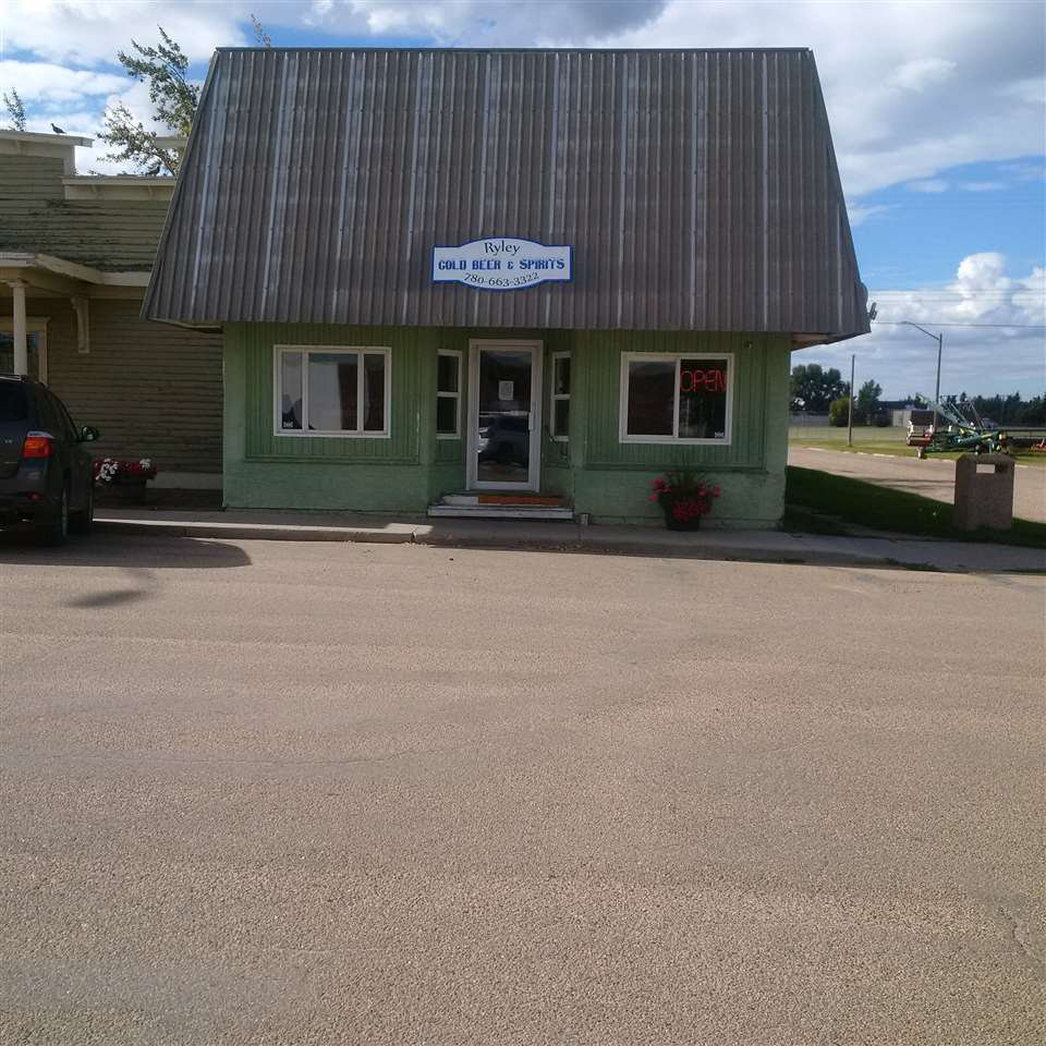Main Photo: 5024 50 Street: Ryley Business with Property for sale : MLS®# E4213954