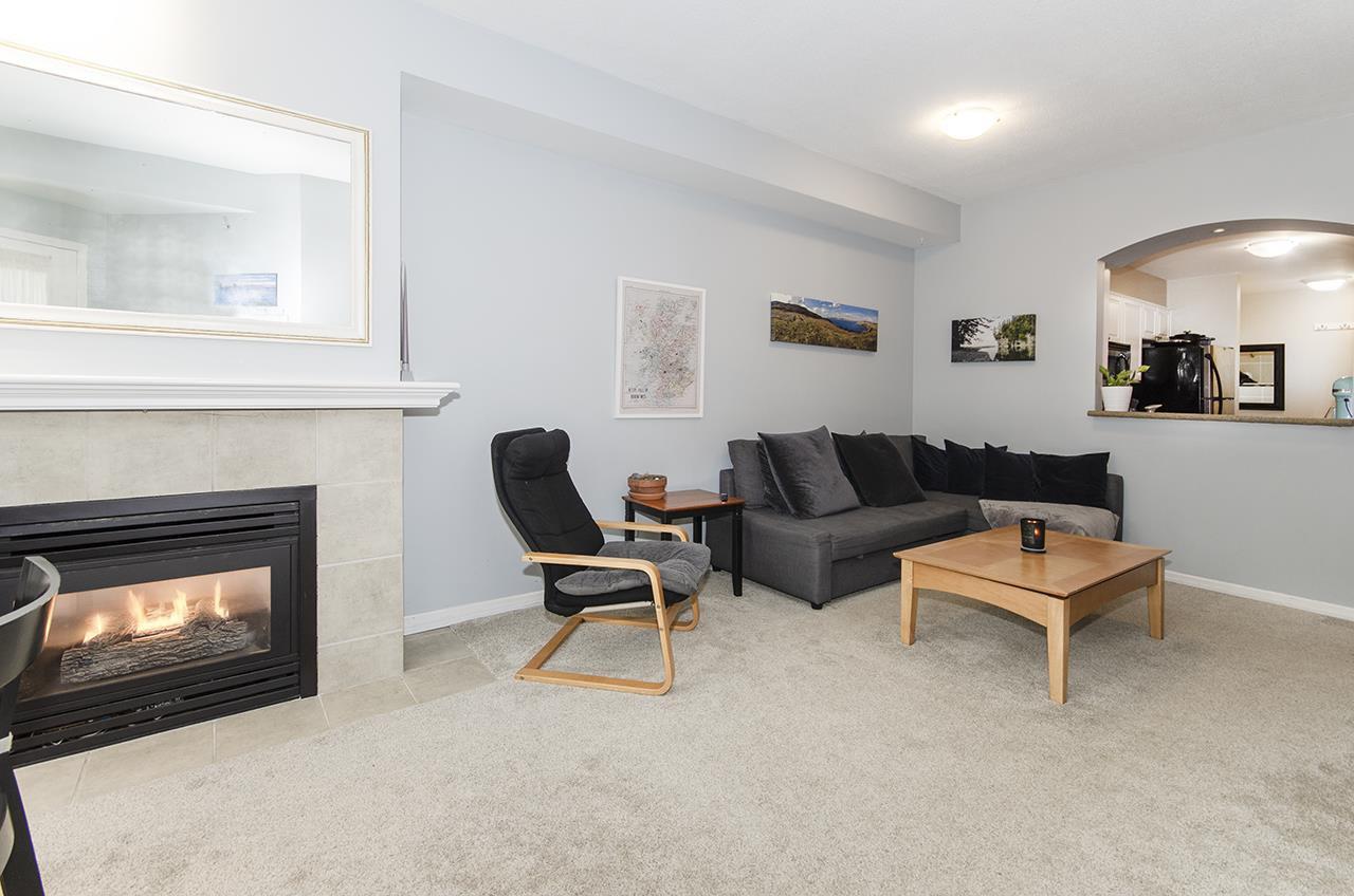 Main Photo: 215 3600 WINDCREST Drive in North Vancouver: Roche Point Condo for sale : MLS®# R2520713