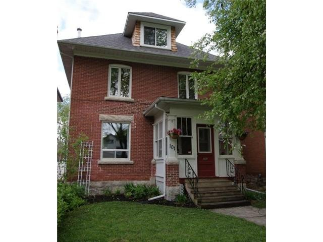 Main Photo: 101 Home Street in Winnipeg: Residential for sale : MLS®# 1109817