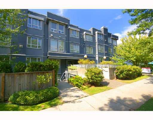 """Main Photo: 205 3 N GARDEN Drive in Vancouver: Hastings Condo for sale in """"GARDEN COURT"""" (Vancouver East)  : MLS®# V664441"""