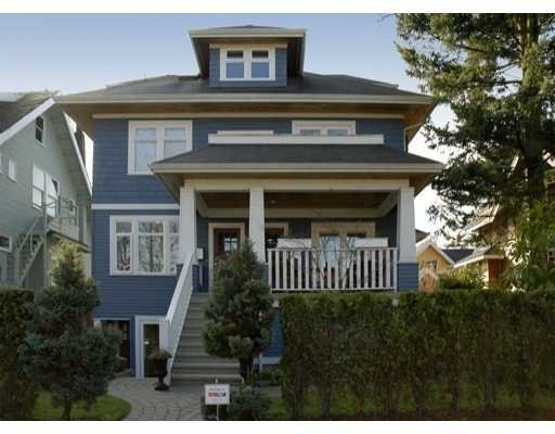 Main Photo: 1914 W 11TH Ave in Vancouver: Kitsilano Townhouse for sale (Vancouver West)  : MLS®# V632354