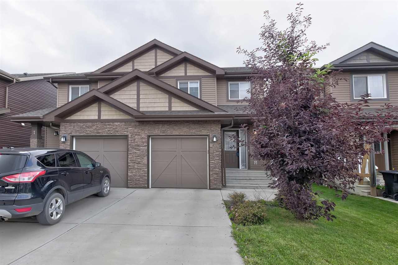 Main Photo: 5 PETER Street: Spruce Grove House Half Duplex for sale : MLS®# E4170630