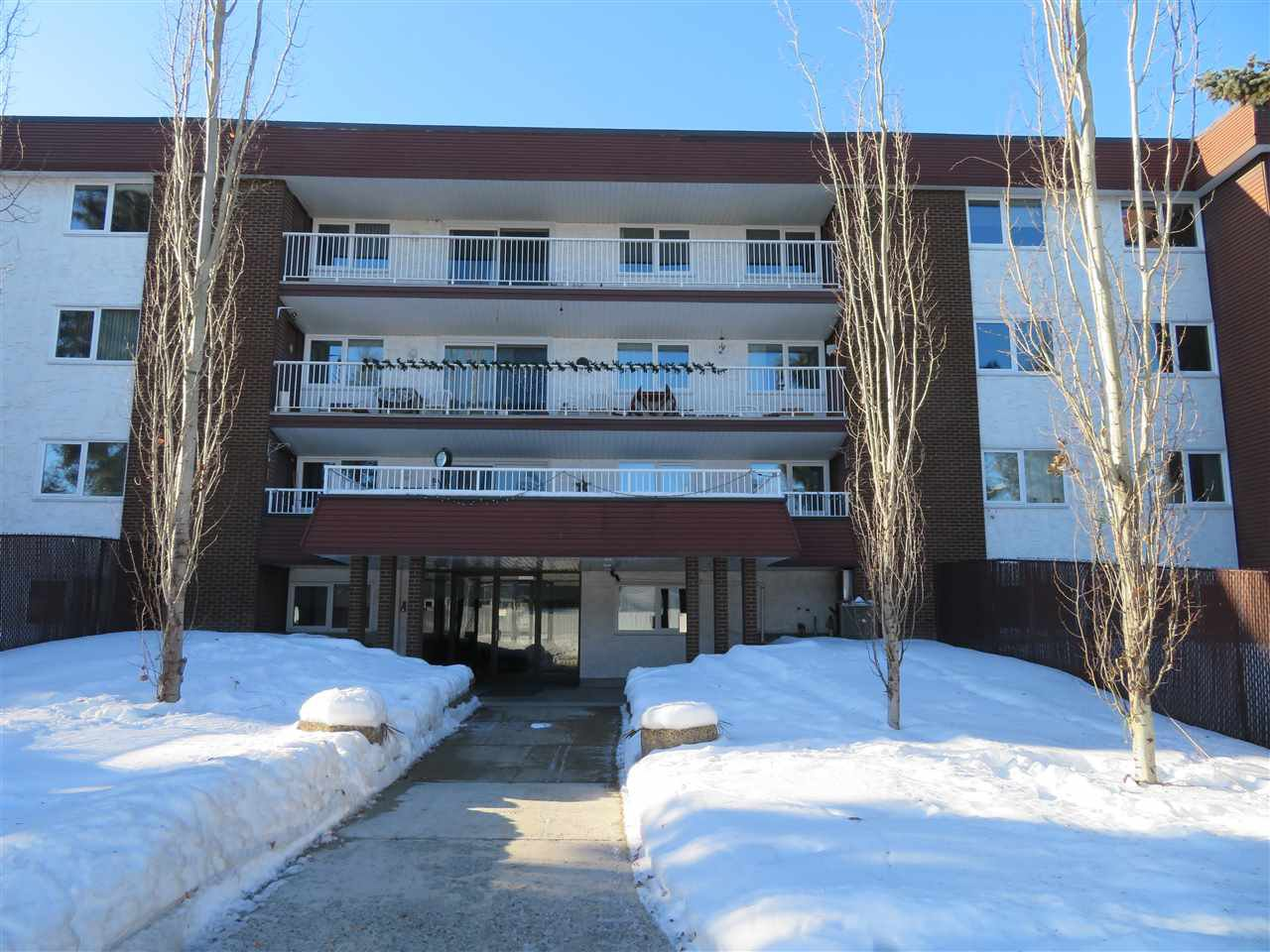 Main Photo: 401 14810 51 Avenue in Edmonton: Zone 14 Condo for sale : MLS®# E4185546