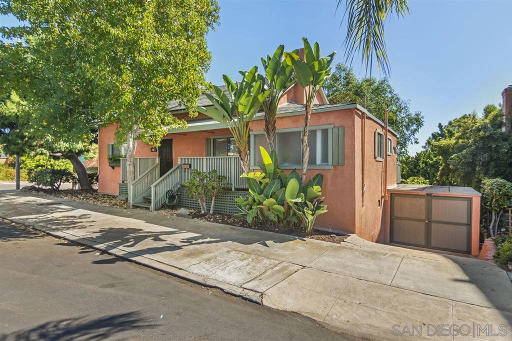 Main Photo: MISSION HILLS House for rent : 2 bedrooms : 903 Sutter Street in San Diego
