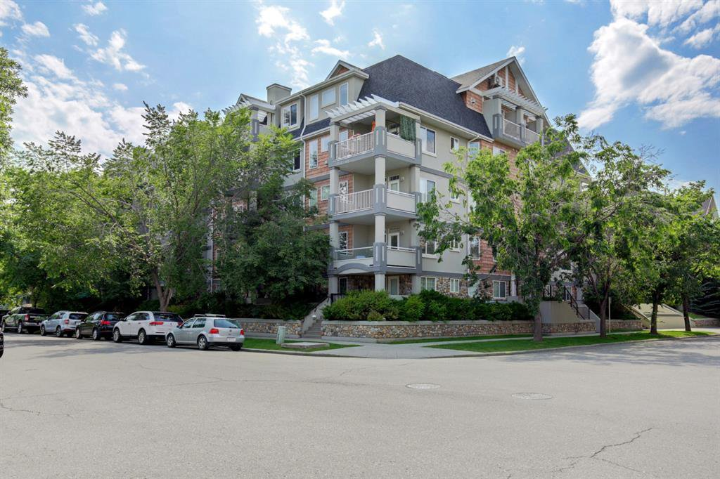 Main Photo: 501 2419 ERLTON Road SW in Calgary: Erlton Apartment for sale : MLS®# A1014497