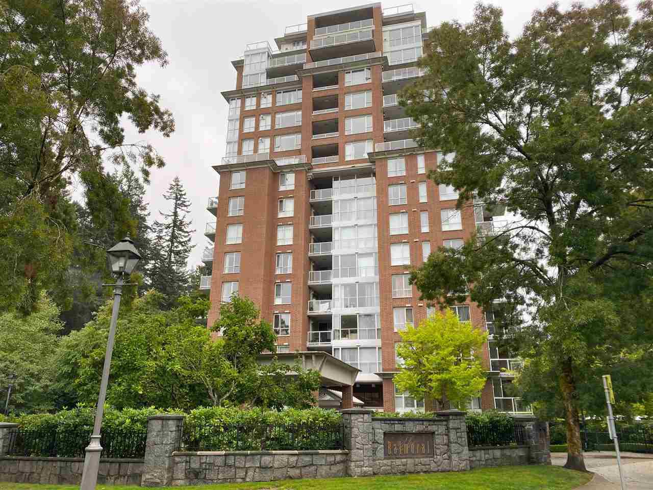 Main Photo: 1503 5615 HAMPTON PLACE in Vancouver: University VW Condo for sale (Vancouver West)  : MLS®# R2504856