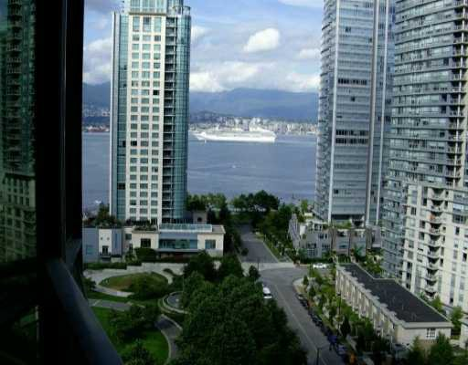 """Main Photo: 1406 555 JERVIS Street in Vancouver: Coal Harbour Condo for sale in """"HARBOURSIDE PARK"""" (Vancouver West)  : MLS®# V636216"""