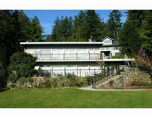 Main Photo: 4785 PICCADILLY RD. S, Caulfeild in West Vancouver: House for sale : MLS®# V824229