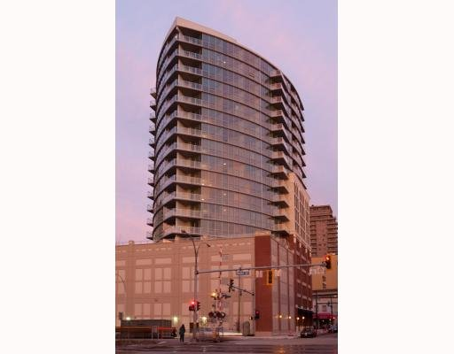 """Main Photo: #1604-14 Begbie St. in New Westminster: Quay Condo  in """"Inter Urban"""""""