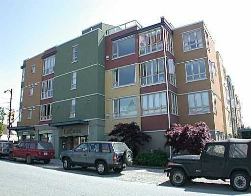"Main Photo: 1680 E 4TH Avenue in Vancouver: Grandview VE Townhouse for sale in ""LA CASA"" (Vancouver East)  : MLS®# V660606"