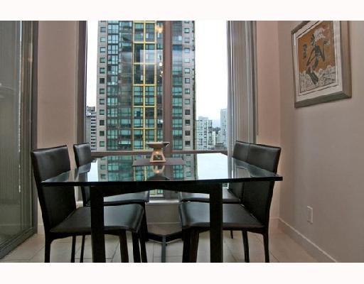 """Photo 5: Photos: 1201 1288 W GEORGIA Street in Vancouver: West End VW Condo for sale in """"RESIDENCES ON GEORGIA"""" (Vancouver West)  : MLS®# V662546"""