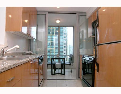 """Photo 6: Photos: 1201 1288 W GEORGIA Street in Vancouver: West End VW Condo for sale in """"RESIDENCES ON GEORGIA"""" (Vancouver West)  : MLS®# V662546"""