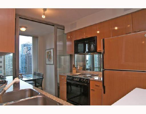 """Photo 7: Photos: 1201 1288 W GEORGIA Street in Vancouver: West End VW Condo for sale in """"RESIDENCES ON GEORGIA"""" (Vancouver West)  : MLS®# V662546"""