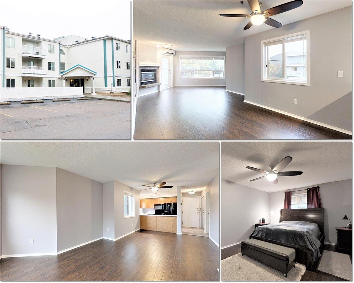 Main Photo: 210 20 Grange Drive: St. Albert Condo for sale : MLS®# E4173454