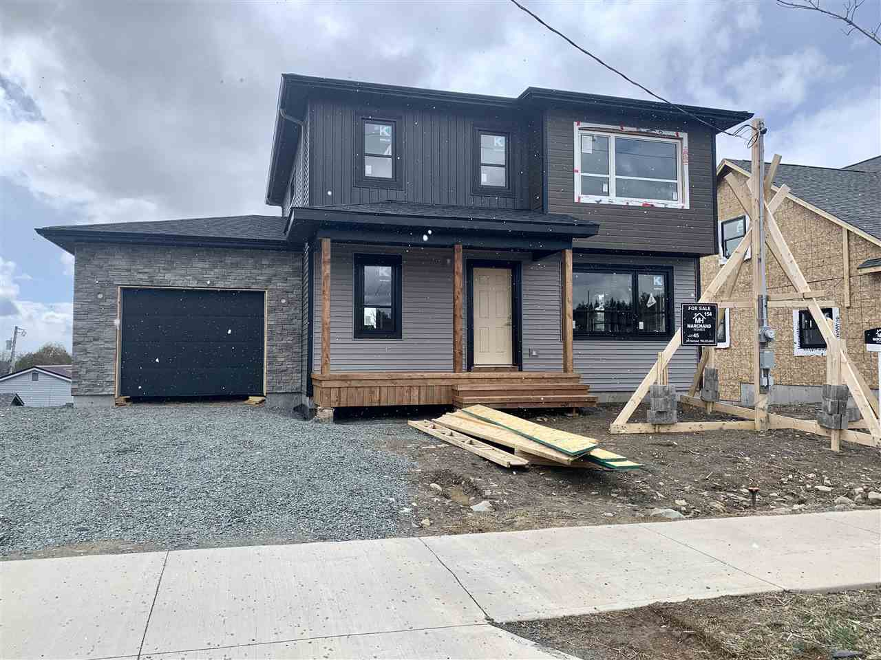 Main Photo: Lot 45 154 Marigold Drive in Sackville: 26-Beaverbank, Upper Sackville Residential for sale (Halifax-Dartmouth)  : MLS®# 201926370