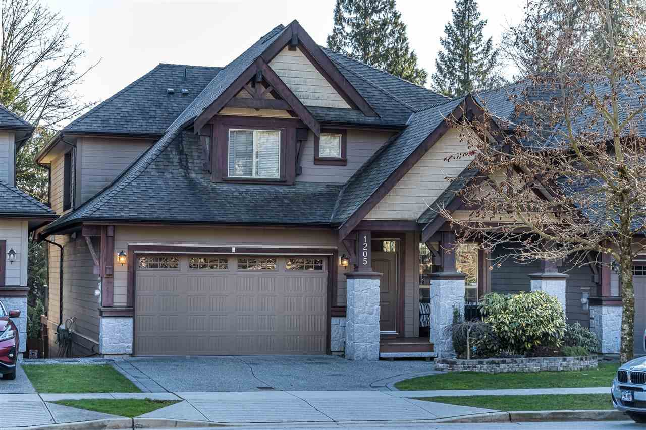 """Main Photo: 1205 BURKEMONT Place in Coquitlam: Burke Mountain House for sale in """"BURKE MTN"""" : MLS®# R2437261"""