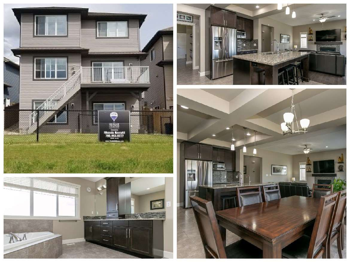 Main Photo: 512 56 Street in Edmonton: Zone 53 House for sale : MLS®# E4197080
