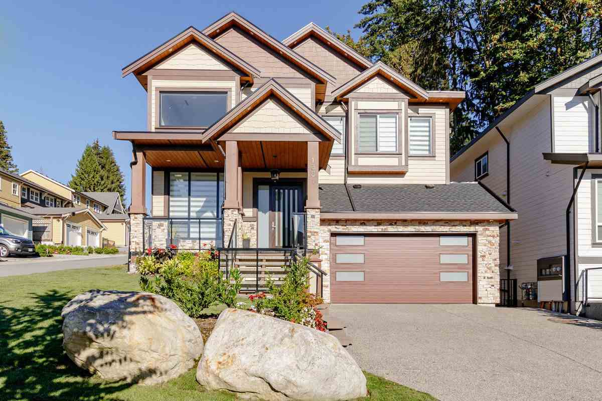 Main Photo: 1381 HAMES Crescent in Coquitlam: Burke Mountain House for sale : MLS®# R2490499
