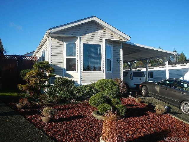 Main Photo: 30 658 Alderwood Dr in : Du Ladysmith Manufactured Home for sale (Duncan)  : MLS®# 861092