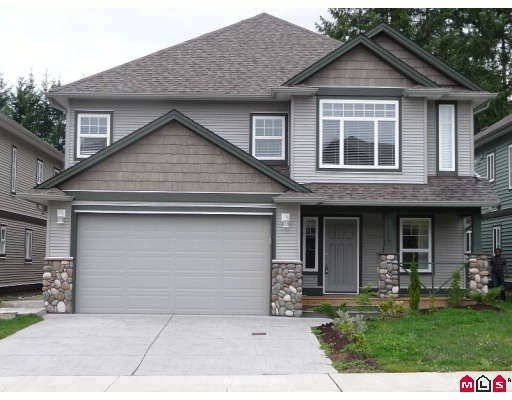 Main Photo: 32759 Lightbody Court in Mission: Mission BC House for sale : MLS®# F2918012