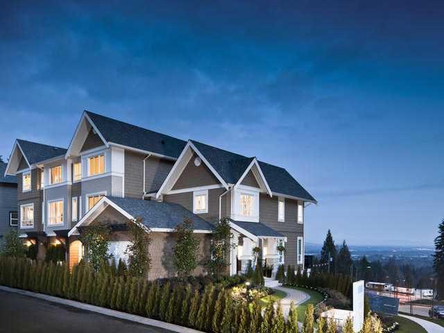 Main Photo: # 3 1305 SOBALL ST in Coquitlam: Burke Mountain Condo  : MLS®# V875008