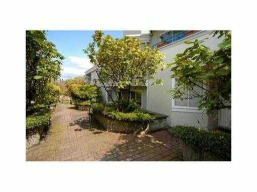 "Main Photo: 4 1182 7 in vancouver: Fairview - Hospital Area Condo  in ""San Franciscan 2"" ()"